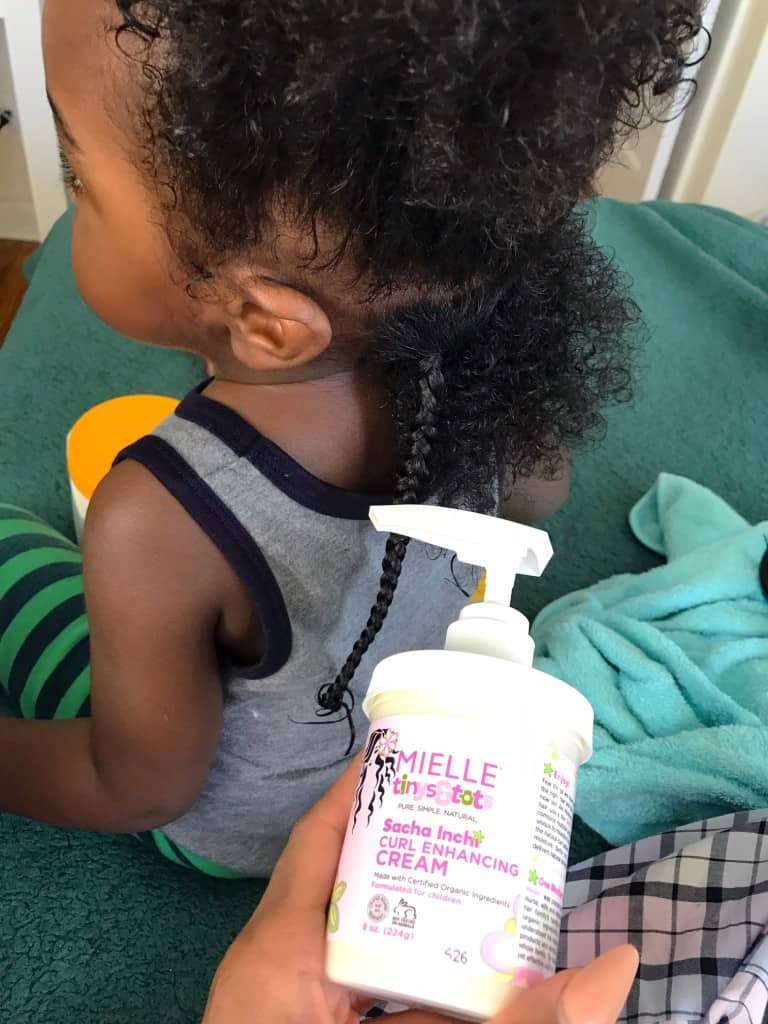 Curly Kid: Natural Hair Care 101