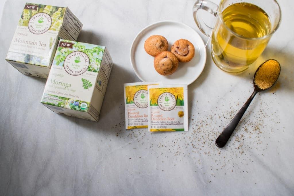 Perfect Cup of Traditional Medicinals Herbal Tea
