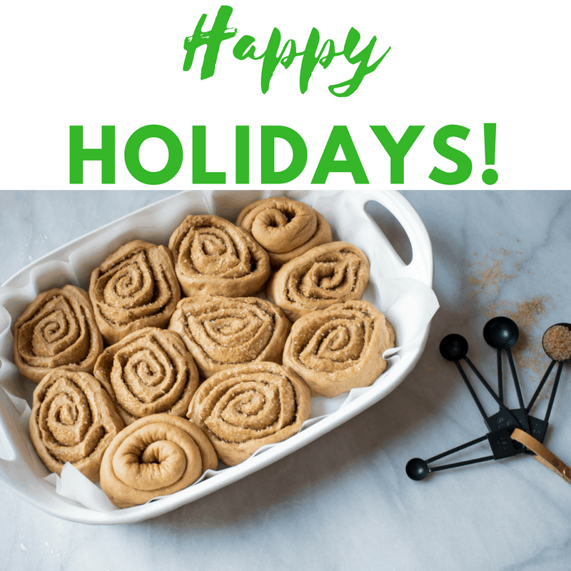 Christmas Eve + Holiday Recipes