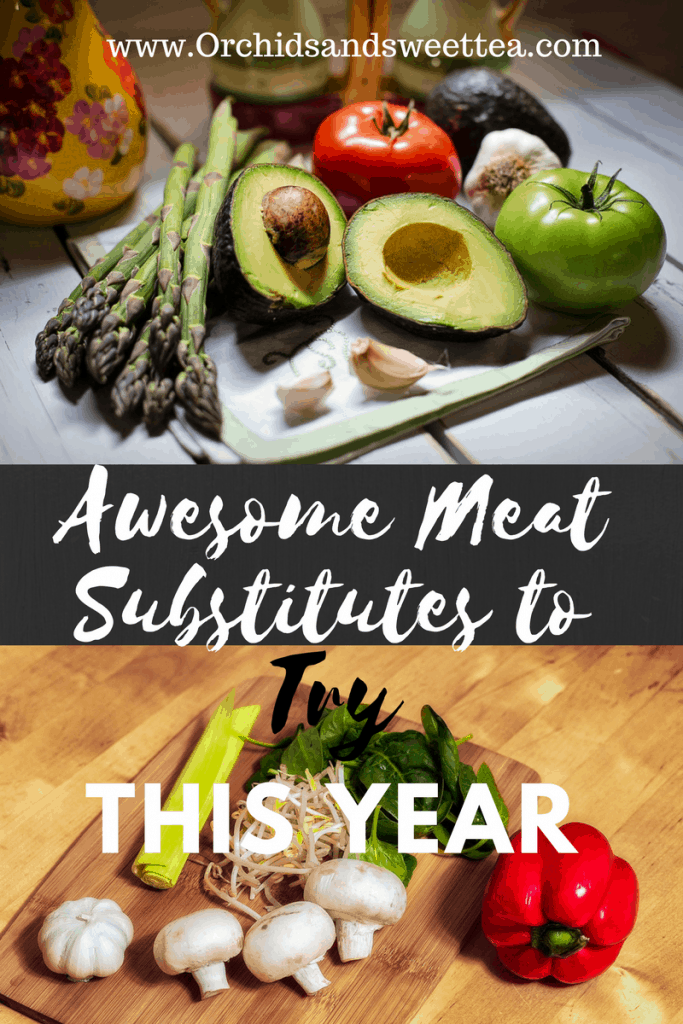 Awesome Meat Substitutes to Try This Year