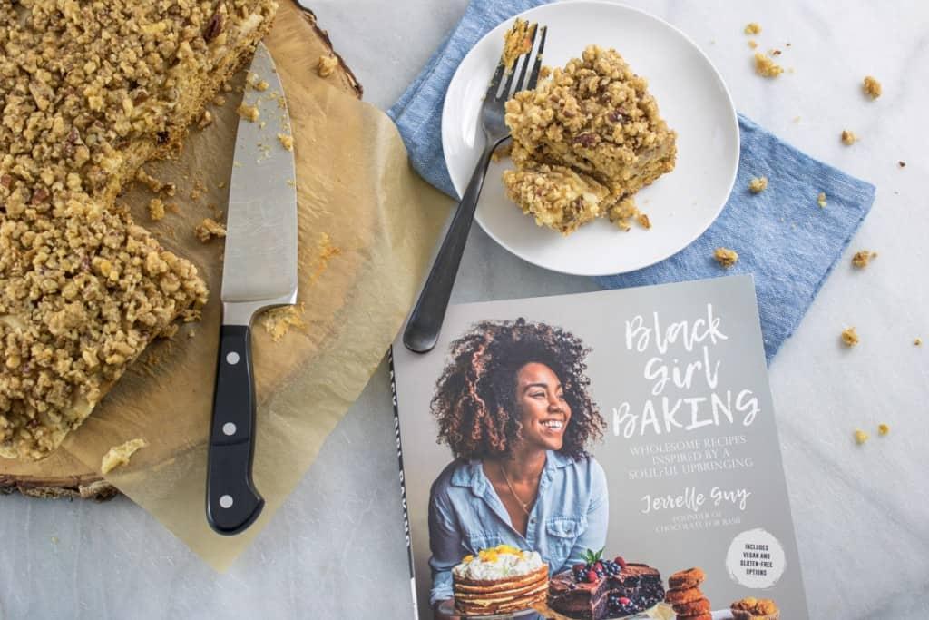 Black Girl Baking Cookbook: Carrot Cake Cheesecake