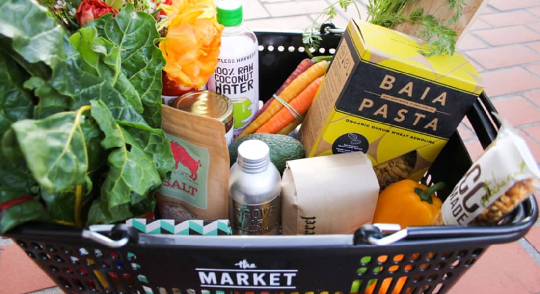 Inside the Grocery Bag of a Food Blogger