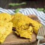 Spicy Jamaican Lentil + Quinoa Patties