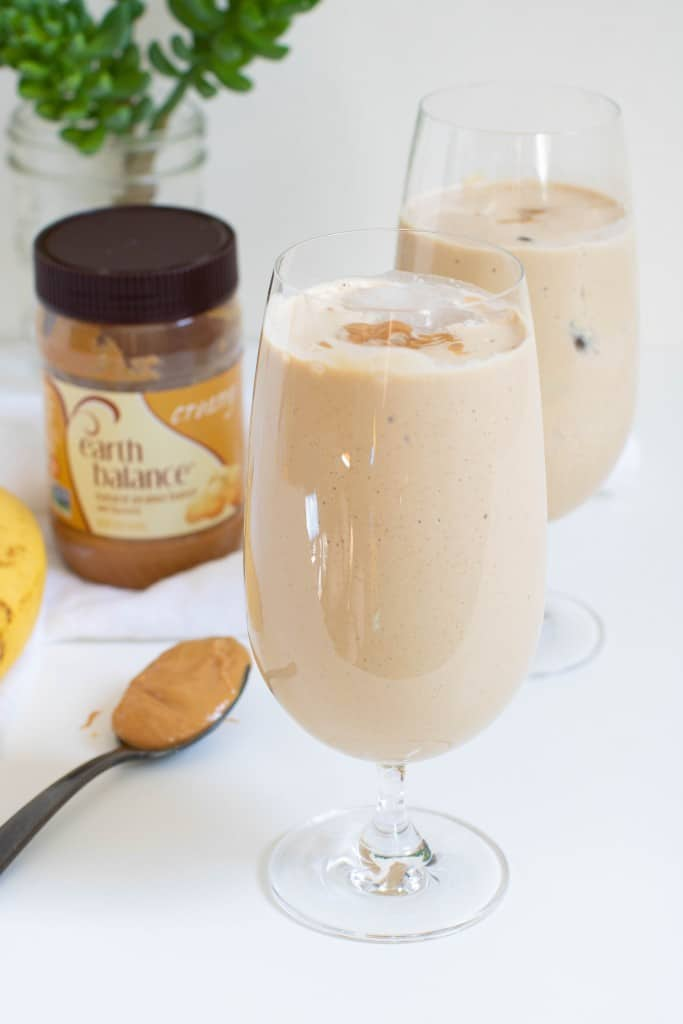Delicious Vegan Peanut Punch
