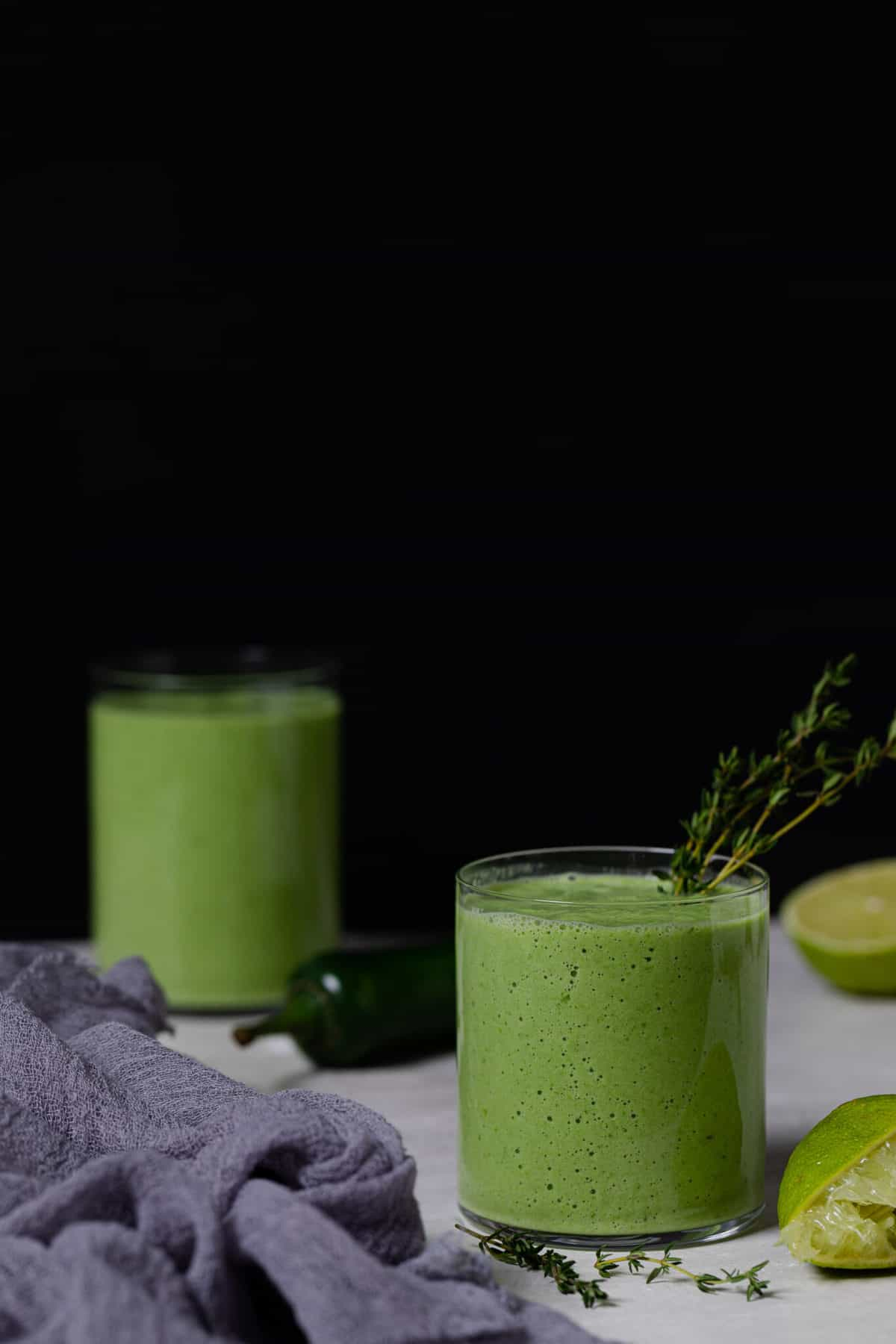 Super Green Detox Smoothie