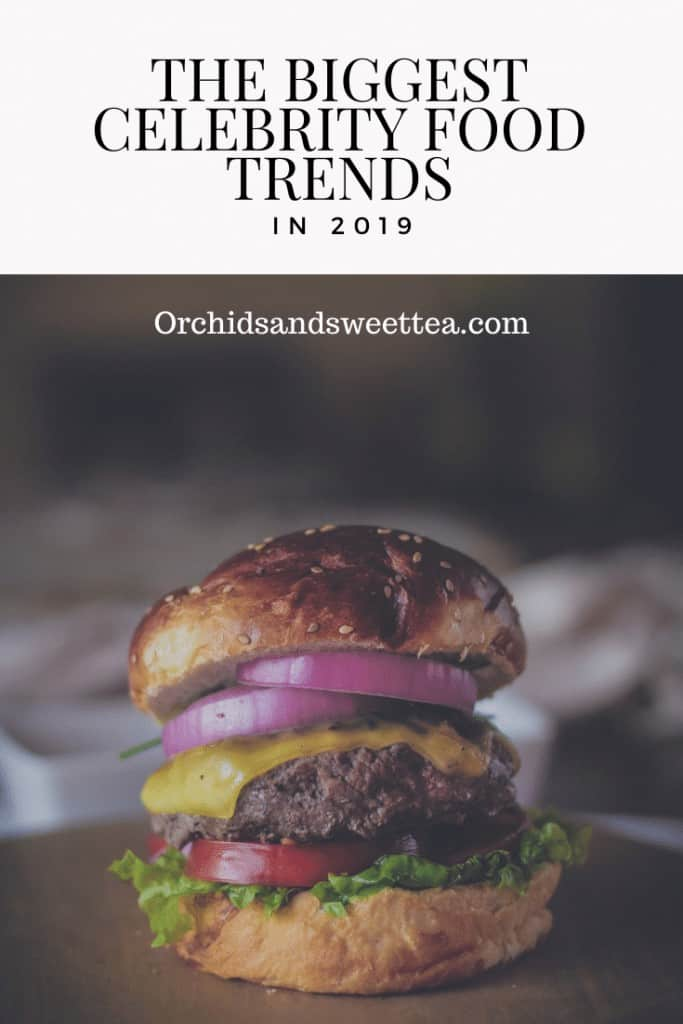 The Biggest Celebrity Food Trends in 2019