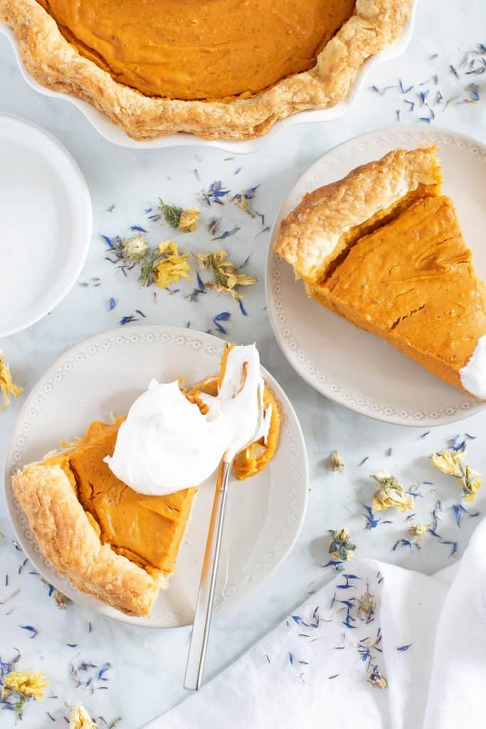Best Vegan Sweet Potato Pie