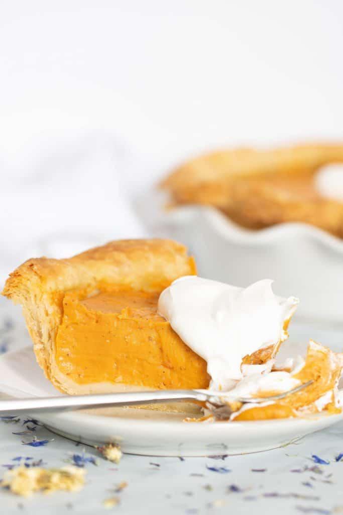 Best Vegan Sweet Potato Pie