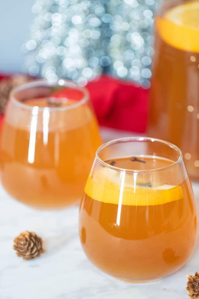 Homemade Slow Cooker Apple Cider