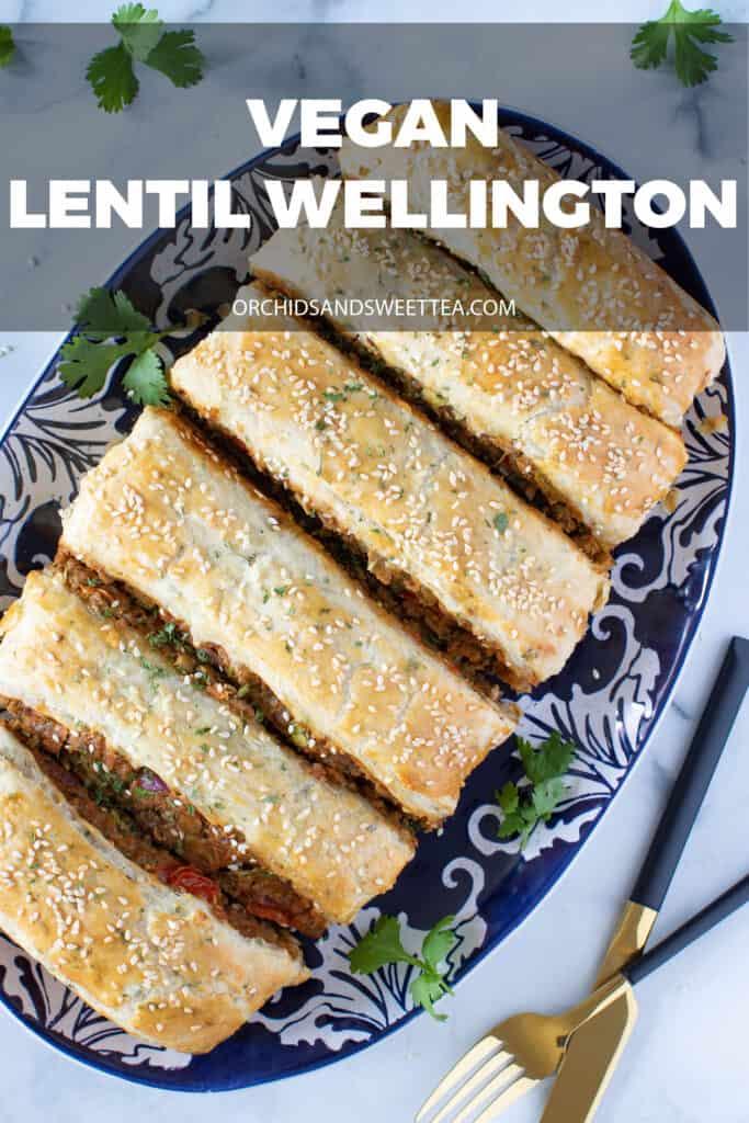 Vegan Lentil Wellington
