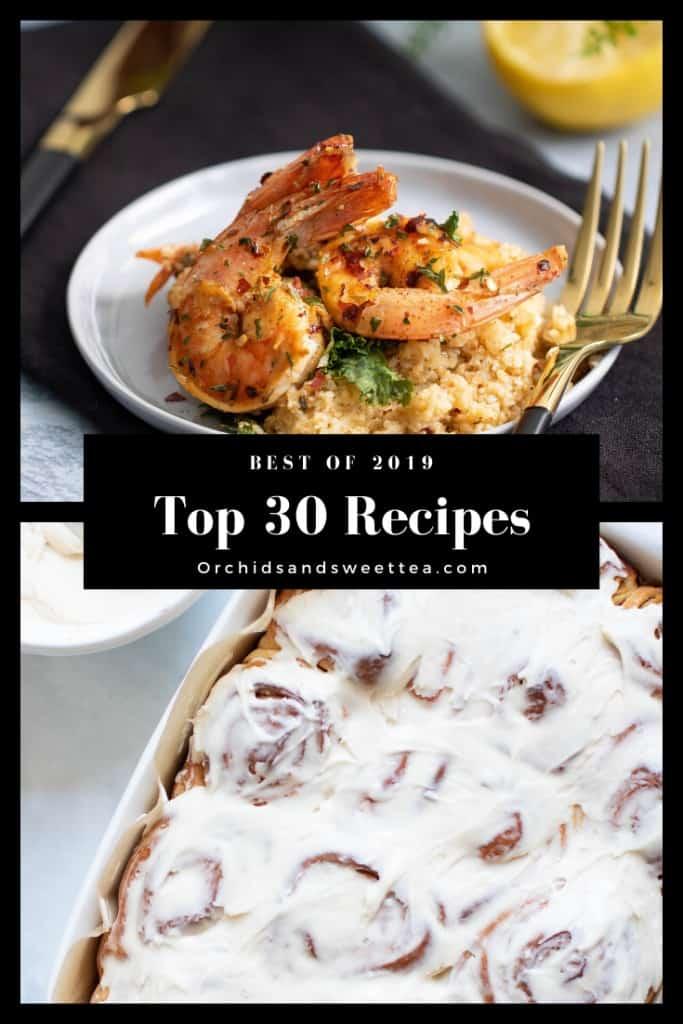 The Top 30 Most Favorite Recipe in 2019