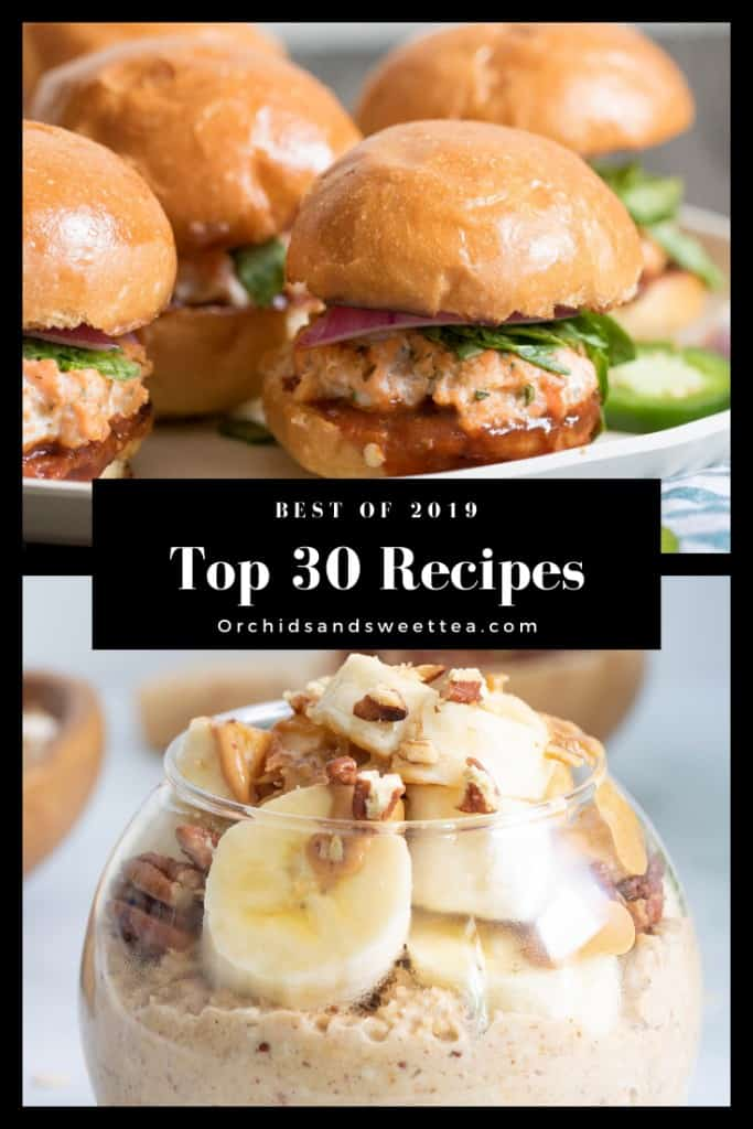 The Top 30 Most Favorite Recipes in 2019