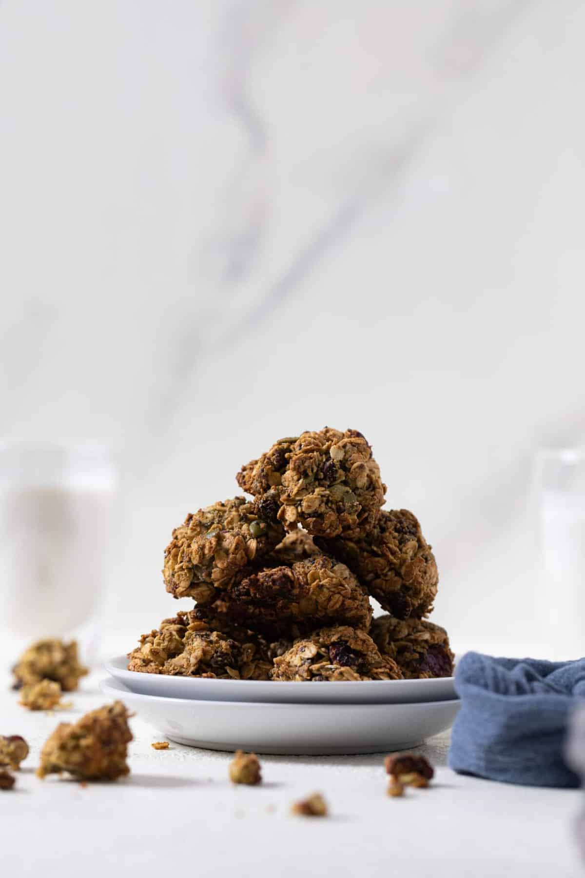 Vegan Superfood Breakfast Cookies