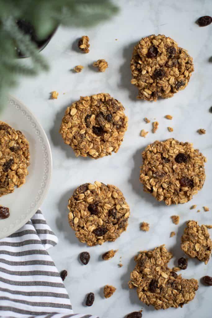 Vegan Superfood Breakfast Cookies