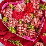 Valentine's Day Lemon Cupcakes