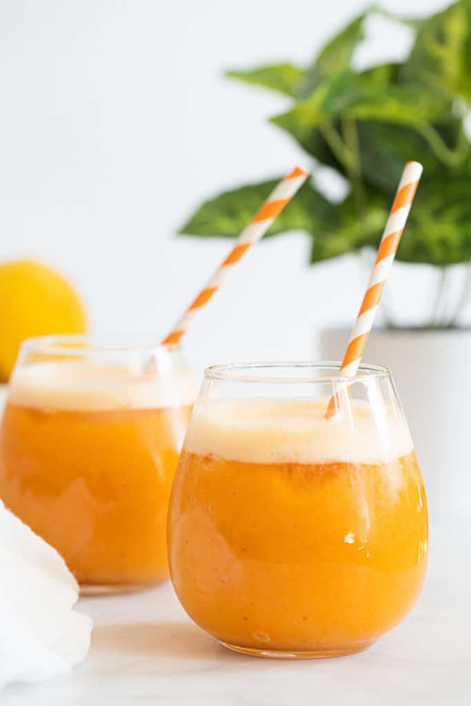 Carrot Ginger Citrus Turmeric Juice