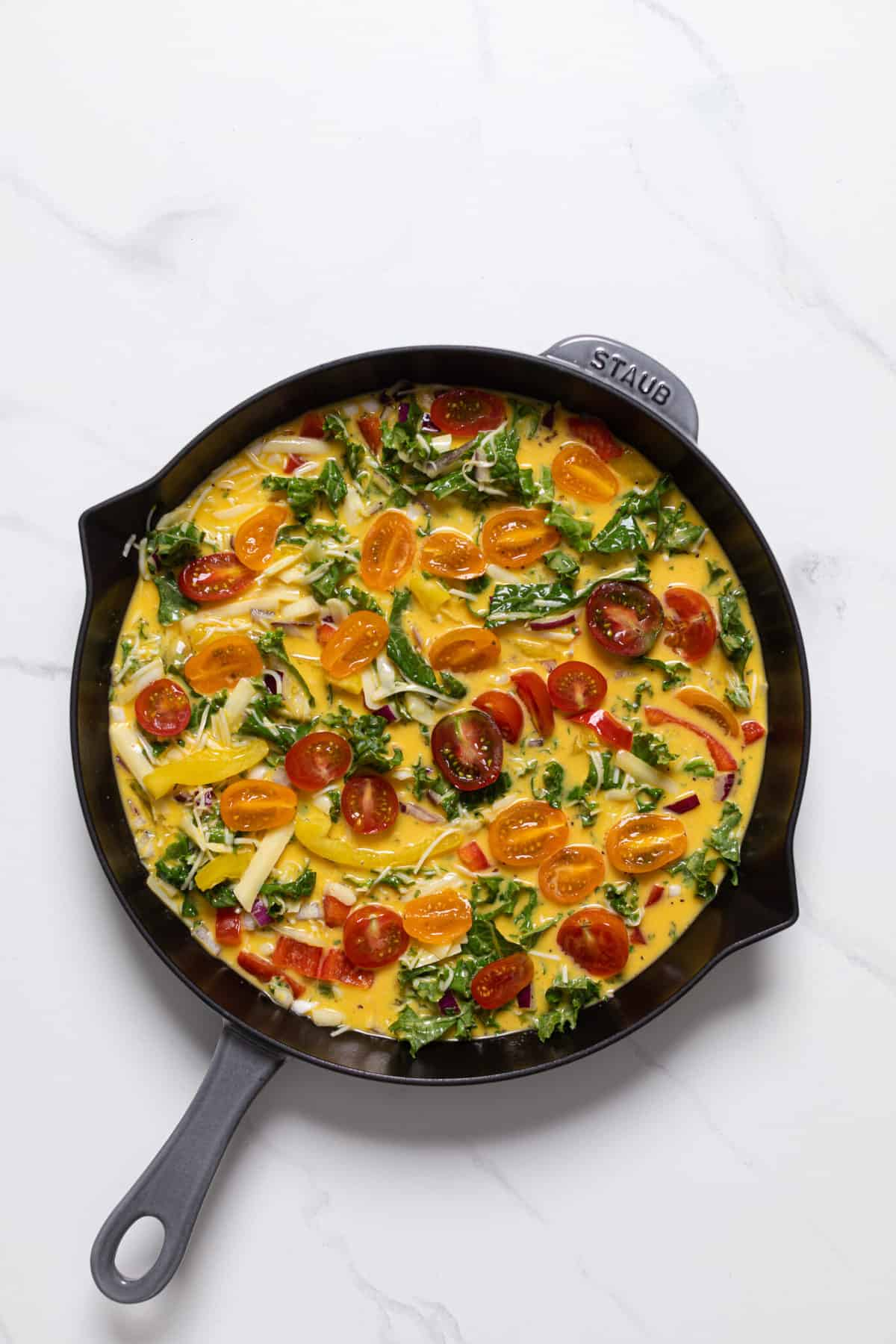 Easy Veggie Frittata for Any Meal