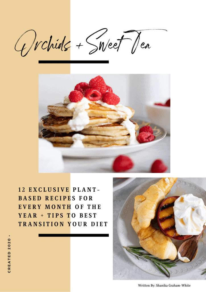 Orchids + Sweet Tea E-Book