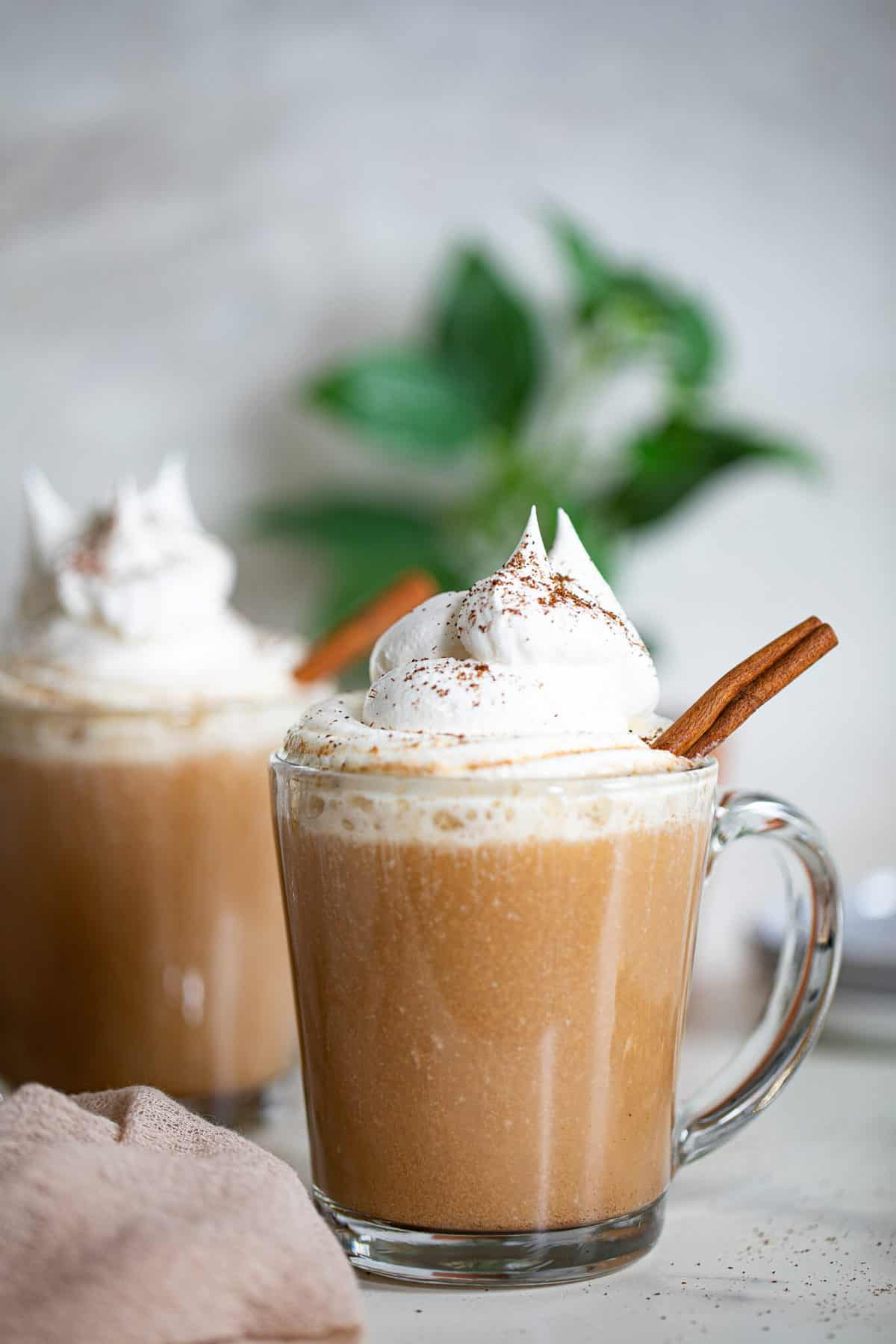 Easy Warm Apple Chai Latte
