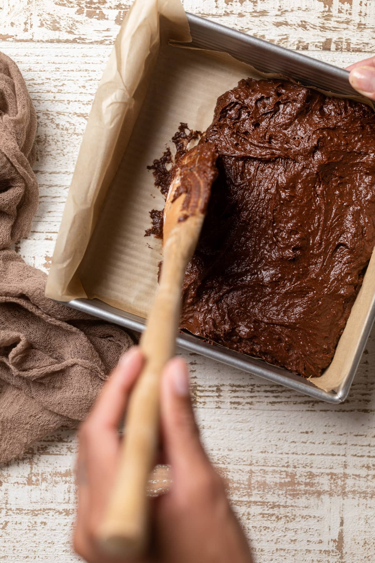 Easy Extra Fudgy Vegan Brownies