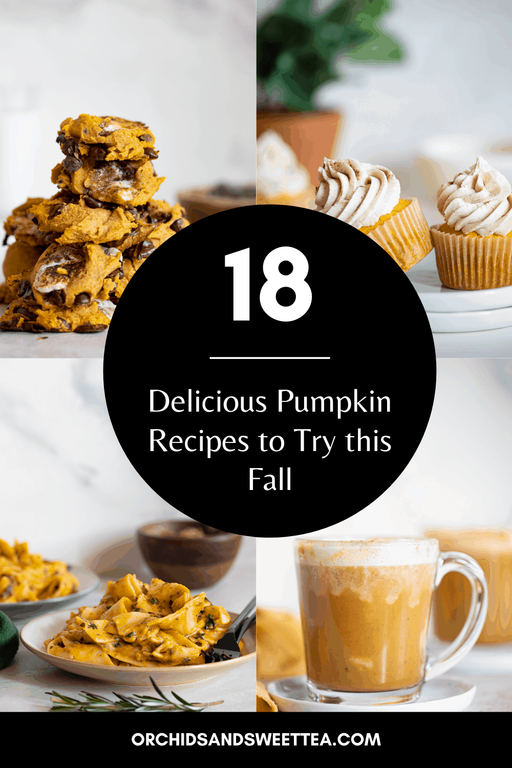 18 Delicious Pumpkin Recipes to Try this Fall
