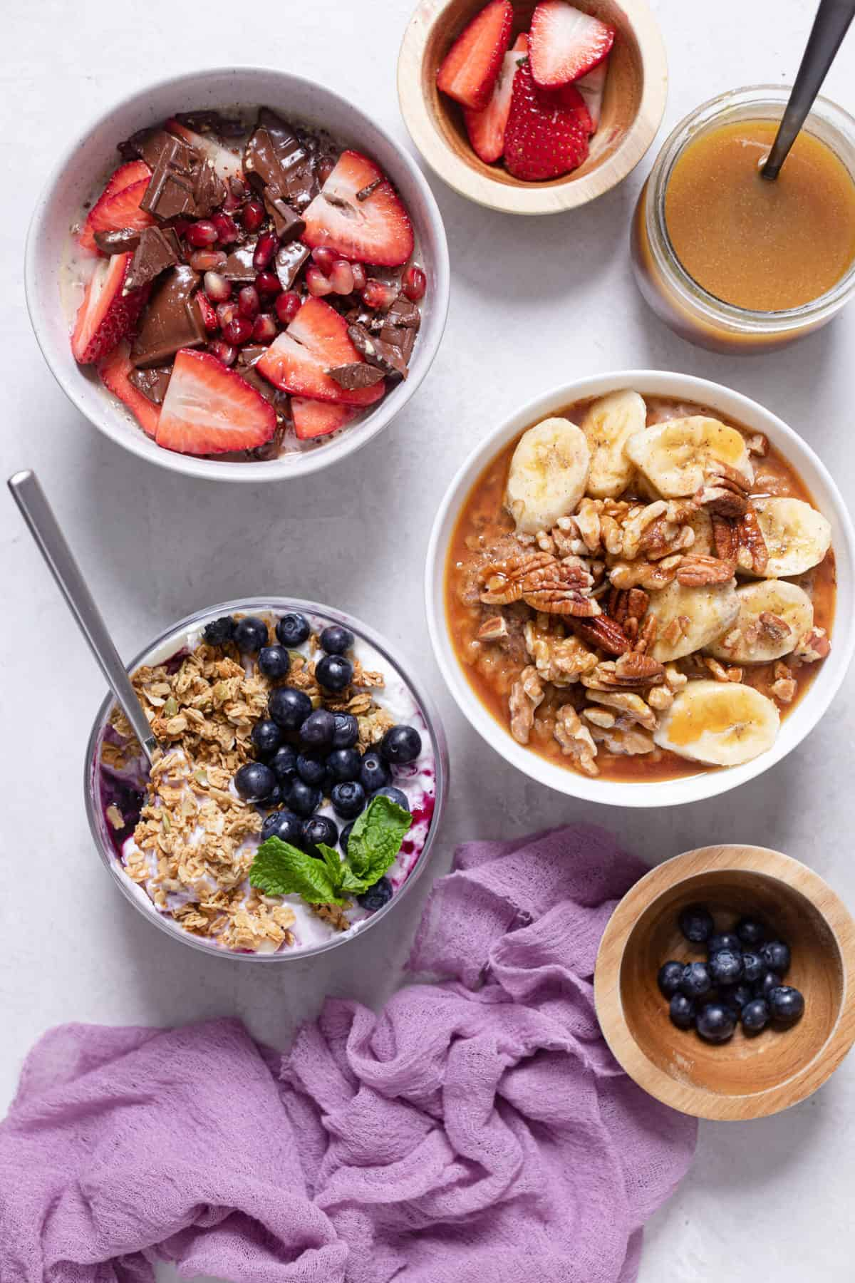 How to Build the Perfect Breakfast Bowl