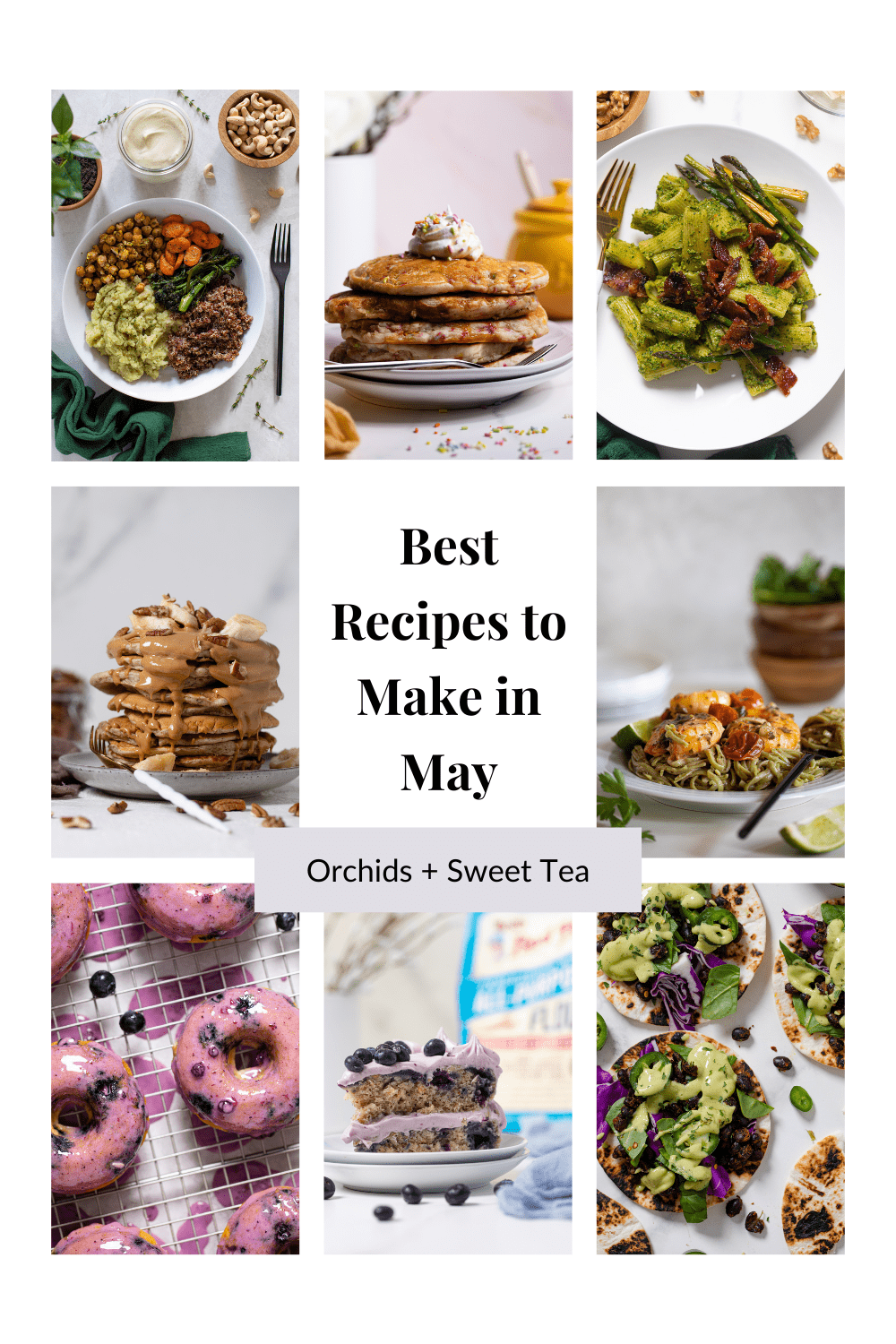 Best Recipes to Make in May