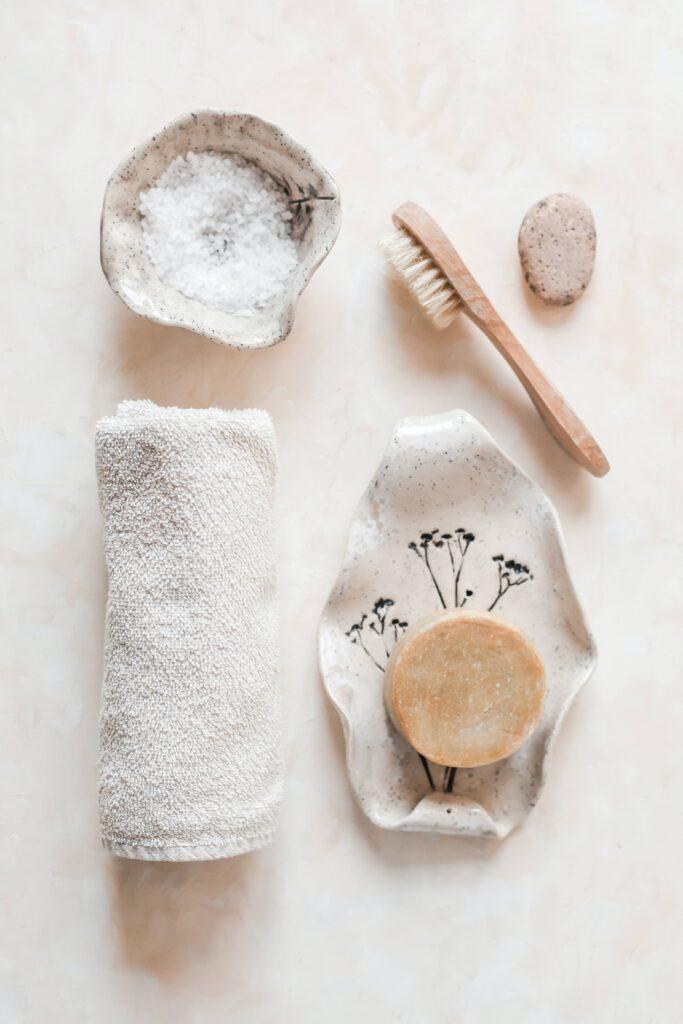 dry brushing for detoxification