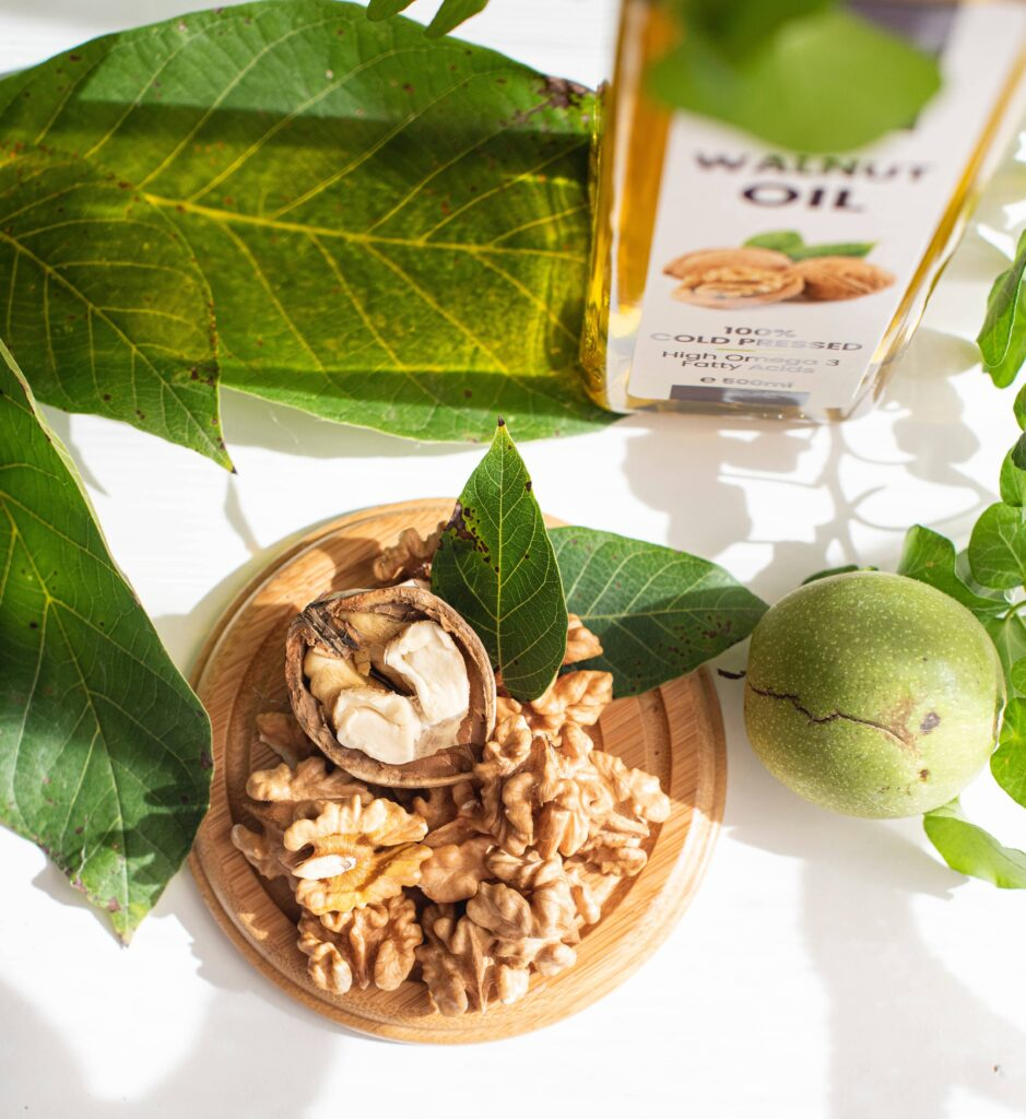 healthy walnut oil