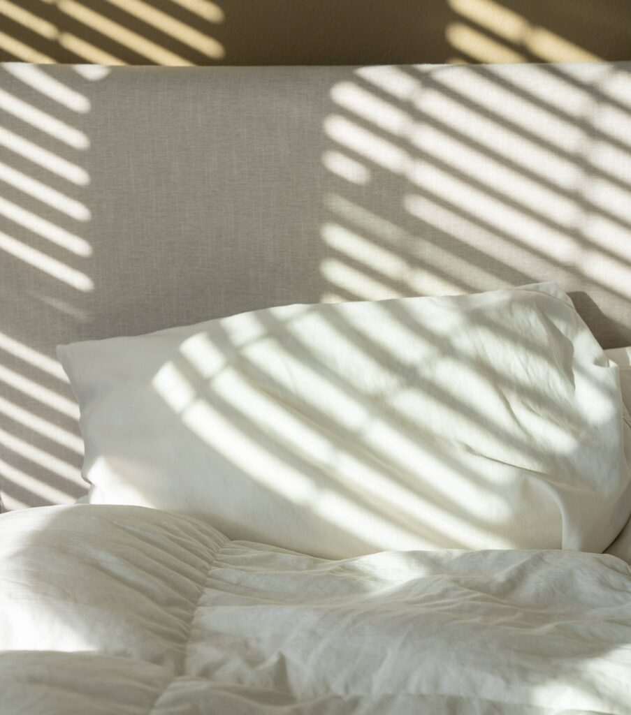 natural remedies for sleep weighted blanket