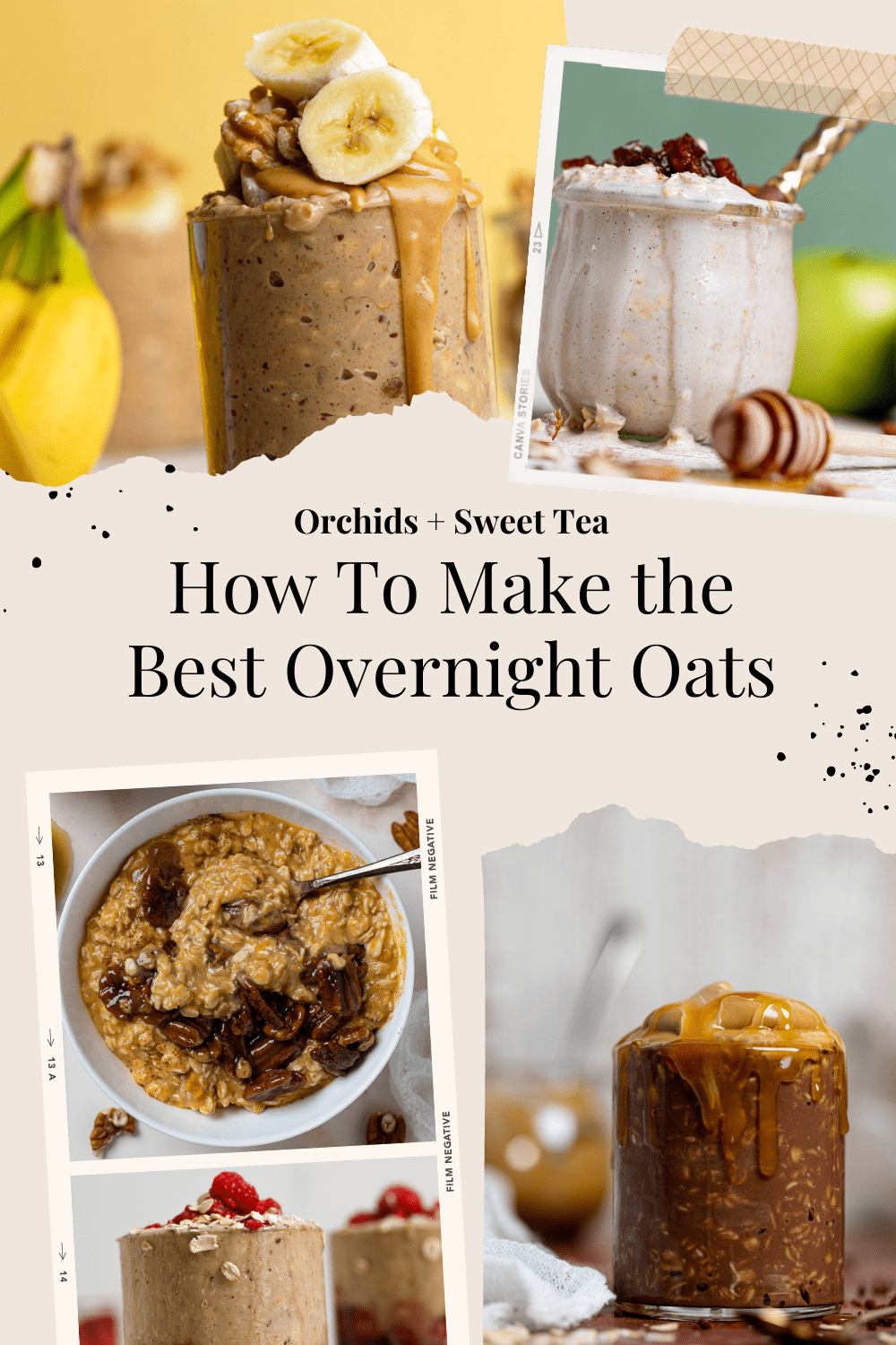 How To Make the Best Overnight Oats