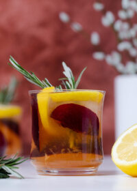 Plum Lemonade