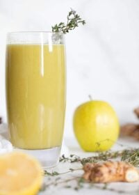 Cucumber Ginger Lemon Detox Juice